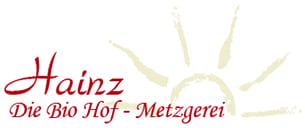 Biohofmetzgerei Hainz GmbH - Logo